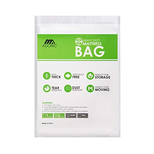 Adoric Life Mattress Bag Queen, Mat…