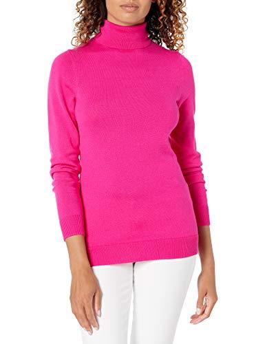 Suéter Cuello Alto Mujer marca Amazon Essentials