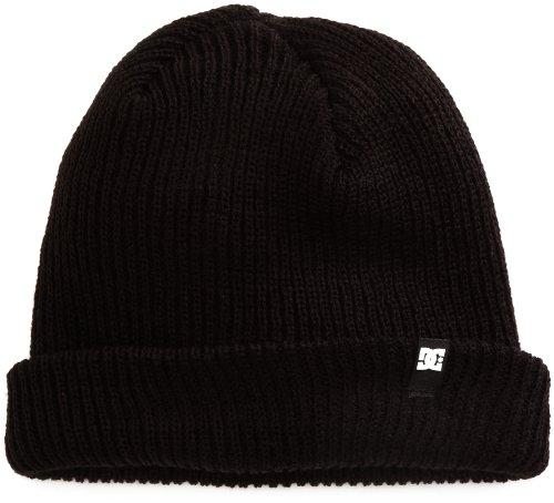 DC Shoes Herren Hat Hat CLAP M BLK Hat, schwarz, One size