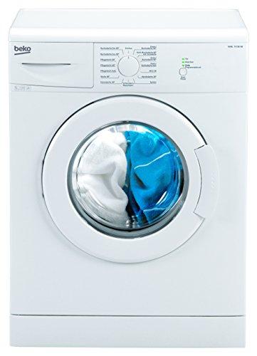 Beko WML 15106 NE Waschmaschine Frontlader / A+ / 168 kWh/Jahr / 1000 UpM / 5 kg / weiß /...