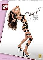 grlz Taped Sexy Girl (Wandkalender 2022 DIN A2 hoch): Akt mit kunstvollen Tapes (Monatskalender, 14 Seiten )