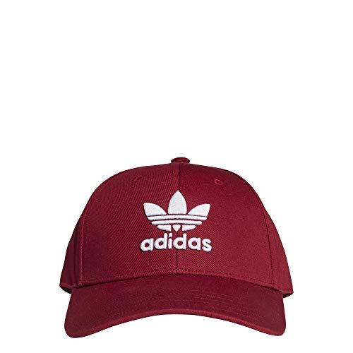 adidas Unisex-Adult Baseb Class TRE Baseball Cap, Collegiate Burgundy/White, OSFM