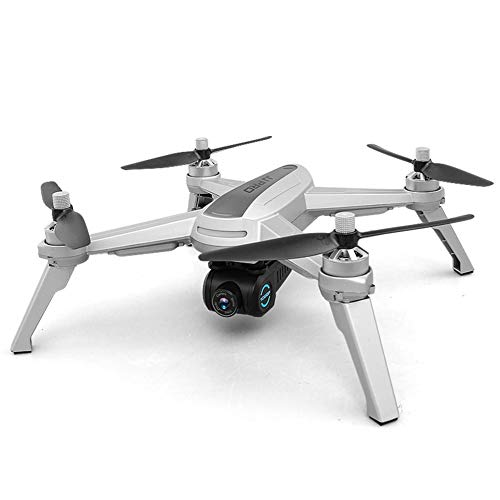 RC Quadcopter Drone, JJRC JJPRO X5 2.4G 6-axis GPS Positioning Brushless Motor 1080PWIFI Camera Fixed Height Remote Control Aircraft Drone