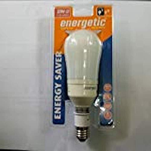 Sensor de bombilla 20W=100w ES/E27 Dusk Till Dawn lámpara ahorro de energía blanca/827/2700 K 1150 Lumens 10,000 horas de inicio rápido