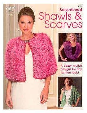 Annie's Attic Sensational Shawls & Scarves (876527)