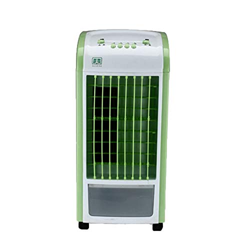 QHJ - Enfriador de aire portátil 4 en 1 con ventilador mec