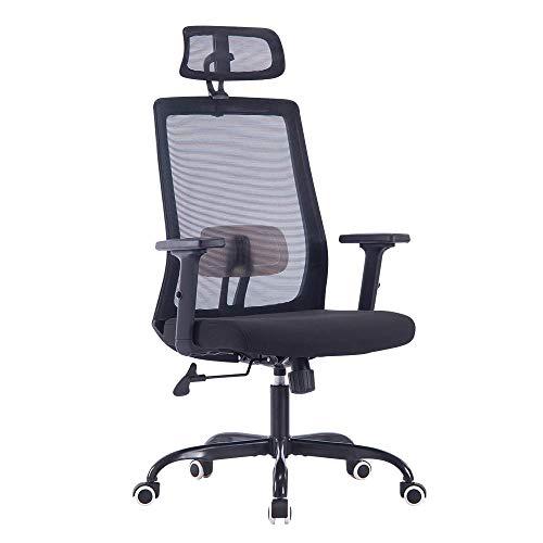 Sidanli Office Chair, High Back Mesh Desk Chair,...