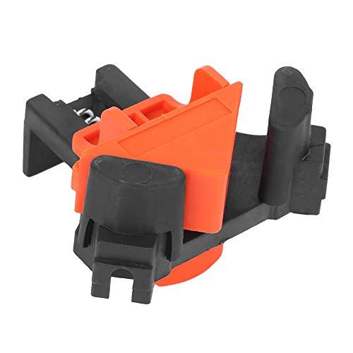 Winkelklemme, Kunststoff 4PCs Einhandbedienung Langlebiges Hardware-Zubehör Holzbearbeitungsclip für Holzbearbeiter