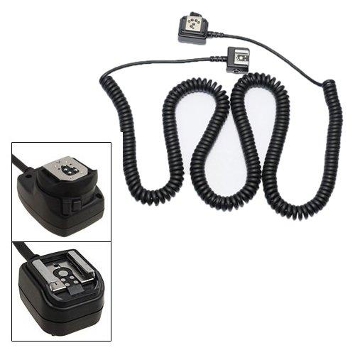 PhotaREX E-TTL–Cable de flash para Canon 10m