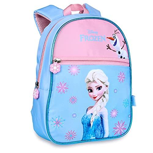 JNSS Zaino per la scuola Frozen 2 II, Elsa Tornister per la scuola o lo zaino impermeabile per bambini, unisex, Frozen, S
