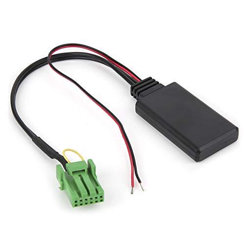Módulo Bluetooth para coche, micrófono de audio, micrófono de manos libres, adaptador de música auxiliar para Honda Acura RDX Tsx MDX Csx