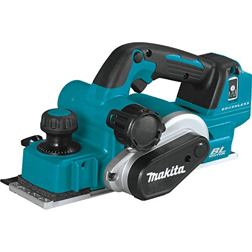 Affordable Makita XPK02Z 18V LXT Lithium-Ion Brushless Cordless 3-1/4″ Planer, AWS Capable, Tool Only