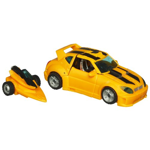 Transformers - 30436 - Reveal The Shield - Level 3 - Deluxe Class - Autobot Bumblebee - env. 16 cm