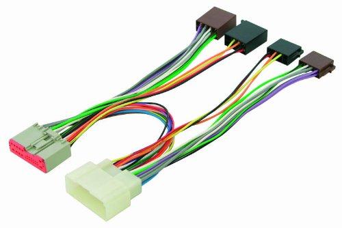 Phonocar 4/798 Cable para Kit de Manos Libres para el Ford Focus & GT; 04 Fiesta 02 & GT; 05 Ka 02 & GT; 08 Tránsito 06 & GT; 07, Multicolor