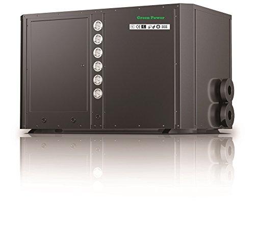 80°C 8kw bis 28Kw 380V sehr effizient Wasser Wasser Wärmepumpe HOT sehr leise