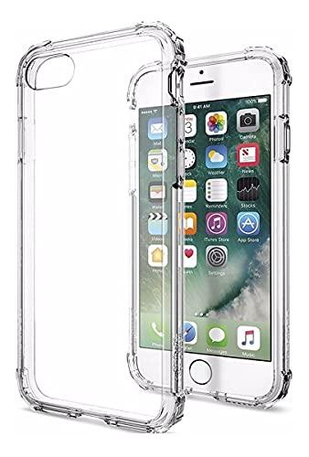 Capa Capinha e Película de Vidro para iPhone 6 6g 6s 4.7 - (C7COMPANY)