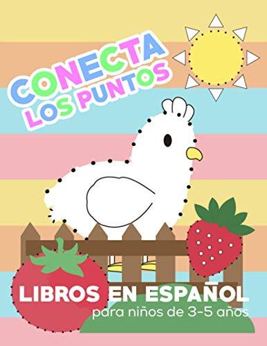 Libros en español para niños de 3-5 años: Conecta los puntos
