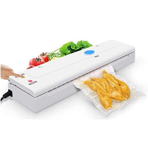 LKYBOA Sellador, con diseño Compacto seco húmedo Modos de Alimentos, for el hogar Sous Vide y Almacenamiento de Alimentos