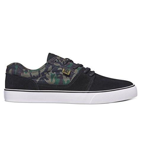 DC Men's Tonik SE Skateboarding Shoe, Camo, 6 D US