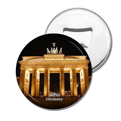 Weekino Deutschland Brandenburger Tor Berlin Bier Flaschenöffner Kühlschrank Magnet Metall Souvenir Reise Gift