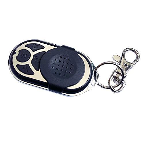 Atlantic'S PB-433R Télécommande d'alarme 4 Fonctions, Noir