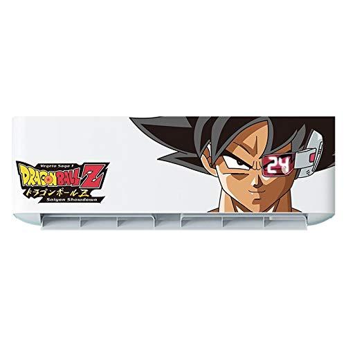 AINSS Nuovo Design Dragon Ball Anime Adesivo Arte Vinile Parete Adesivo Decorazione per Bambini Camera Decorazione condizionamento Decalcomania Ragazze camere da Letto Cucina Sfondo 75×20 sunwukong