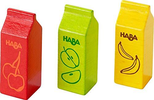 Haba Kladen 305070 - Juego de 3 cajas de madera (7,5 x 2,5 x 2,5 cm)