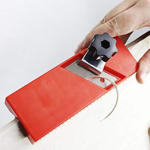 ZLININ Kunststoff-Box-Holz-Arbeitsplaner-Handgips-Vorstand (Blade Specification : Other)