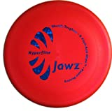 Hyperflite Jawz Flying Puncture-Resistant Spot Competition Dog Disc, Mango, 8.75-Inch