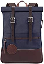 product image for Duluth Pack Deluxe Roll Top Scout (Navy)