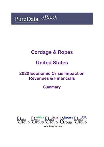 Cordage & Ropes United States Summary: 2020 Economic Crisis Impact on Revenues & Financials (English Edition)