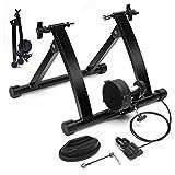 TANCEQI Entrenador De Bicicleta Indoor Trainer Plataforma De Entrenamiento Rodillo De Bicicleta para Entrenamiento De Ciclismo En Casa