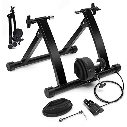 TANCEQI Entrenador De Bicicleta Indoor Trainer Plataforma De Entrenamiento Rodillo De Bicicleta...