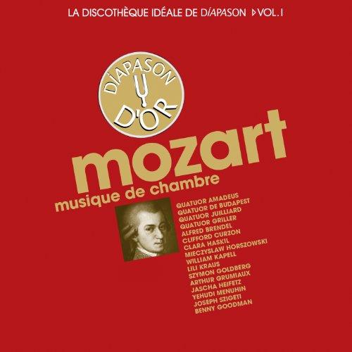 Quatuor pour piano et cordes No. 1 in G Minor, K. 478: III.