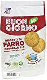 La Finestra Sul Cielo Buongiornobio Biscotti di Farro Integrale senza Lievito Bio - 250 g