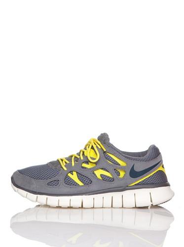 Nike Laufschuhe Running Nike Free Run 2 gris / amarillo EU 43
