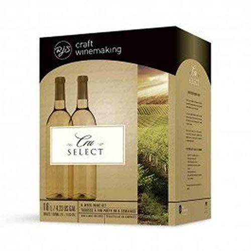 Wine Ingredient Kit - CRU SELECT Italian Style Pinot Grigio (Italian Pinot Grigio)