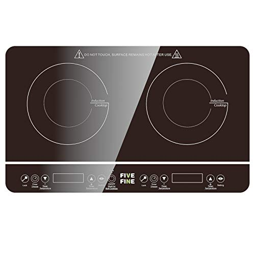 Plaque de Cuisson, Plaque Induction Portable Double de...