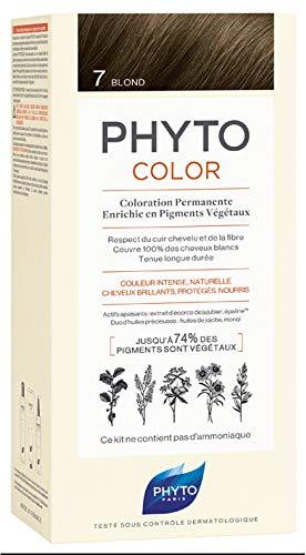 Phyto Colors Creme zum Haarfärben Blond 7
