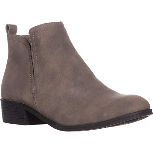Price comparison product image American Rag Womens Cadee Round Toe Ankle Fashion Boots,  Charcoal,  Size 9.0