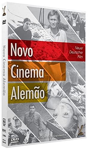 Novo Cinema Alemão - 3 DVDs