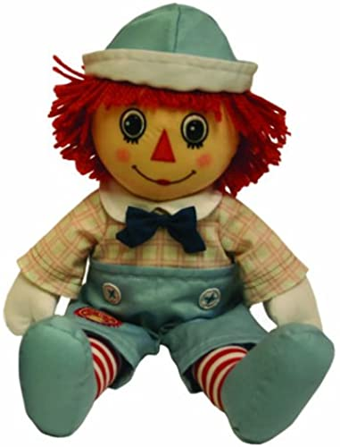 12 Raggedy Andy 95th Anniversary Edition Doll