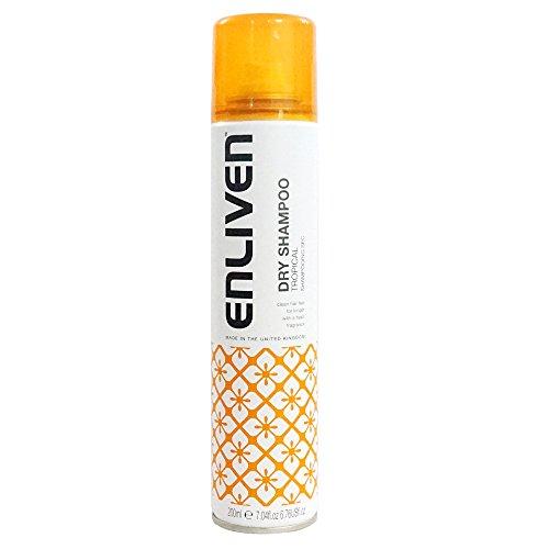 Enliven Enliven dry shampoo Tropical, 200 ml