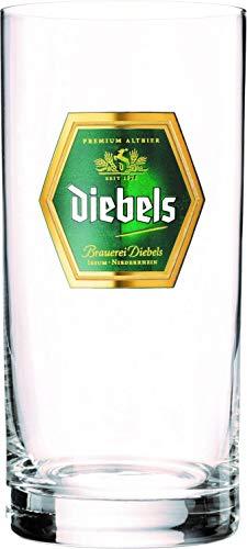 Diebels Altbier Bierglas 0,2 L [12er...