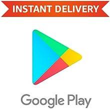 Google Play recharge code - Digital Voucher