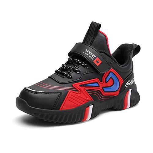 Kinder Schuhe Mesh Atmungsaktiv Laufschuhe Outdoor Sport Sneaker Wanderschuhe Hallenschuhe für Jungen Kinder Turnschuhe Sportschuhe