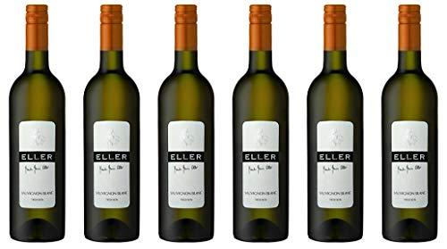 Eller Finest Selections Sauvignon Blanc 2018 Trocken (6 x 0.75 l)