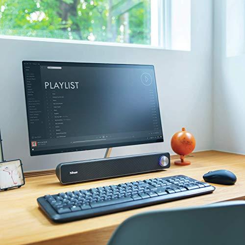Trust Arys PC-Soundbar schwarz