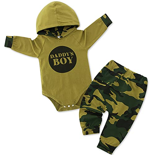 Baby Boy Clothes 0-3 Months Bodysuit Coming Home Outfit Newborn Onesie Pants Baby Boy Romper Sweatshirt 2pcs Clothing Set