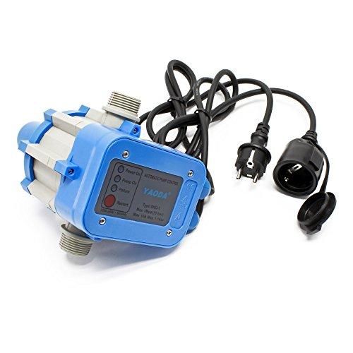 Druckschalter mit Kabel SKD-1 230V 1-phasig Pumpensteuerung Druckwächter für Hauswasserwerk Brunnen